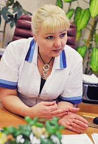 иректор пищекомбината Наталья Маслюченко